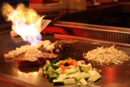kanpai japanese steak house sushi